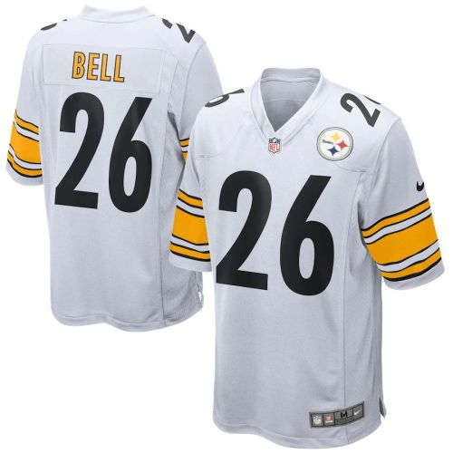 Men's Le'Veon Bell White Player Limited Team Jersey