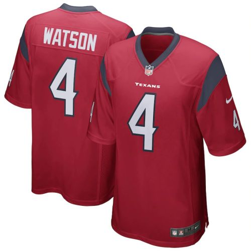 Men's Deshaun Watson Red Player Limited Team Jersey
