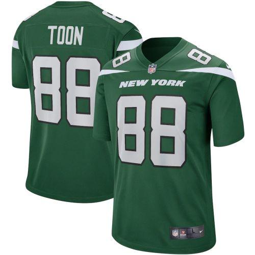 Men's Al Toon Gotham Green Retired Player Limited Team Jersey