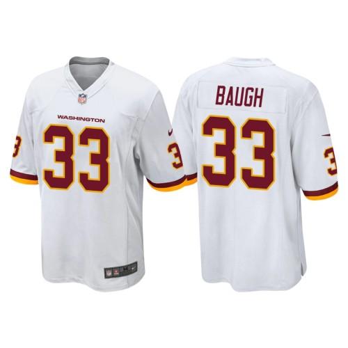 Men's #33 Sammy Baugh White Retired Player Limited Team Jersey