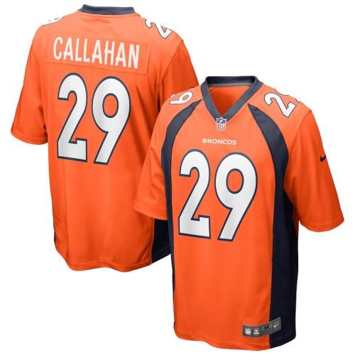 Men's Bryce Callahan Orange Player Limited Team Jersey