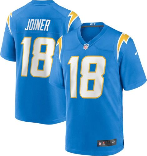 Men's Charlie Joiner Powder Blue Retired Player Limited Team Jersey
