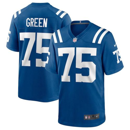Men's Chaz Green Royal Player Limited Team Jersey