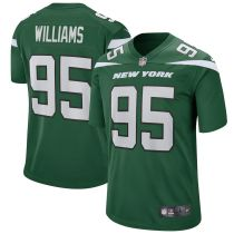 Men's New York Quinnen Williams Jets Player Limited Team Jersey - Gotham Green