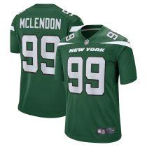 Men's Steve McLendon Gotham Green Player Limited Team Jersey