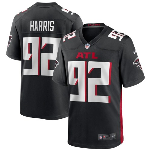 Men's Charles Harris Black Player Limited Team Jersey