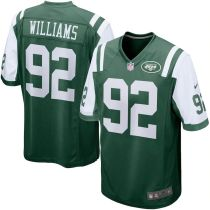 Youth Leonard Williams Green Player Limited Team Jersey