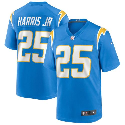 Men's Chris Harris Jr. Powder Blue Player Limited Team Jersey