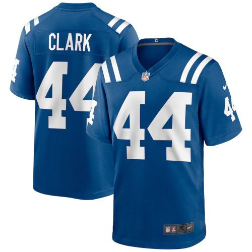 Men's Dallas Clark Royal Retired Player Limited Team Jersey