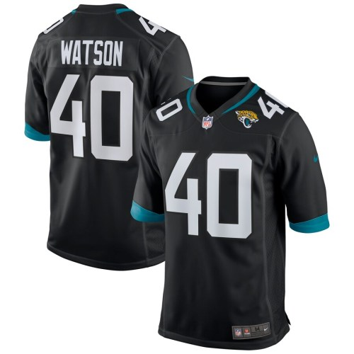 Men's Brandon Watson Black Player Limited Team Jersey