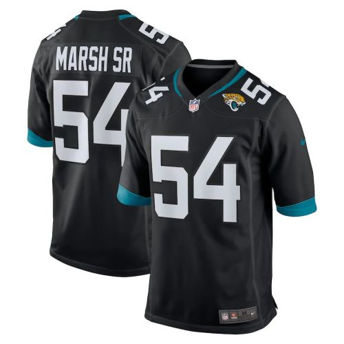 Men's Cassius Marsh Sr. Black Player Limited Team Jersey