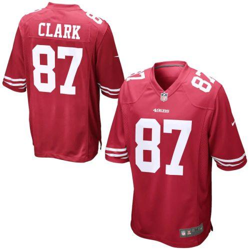 Men's Dwight Clark Cardinal Retired Player Limited Team Jersey