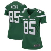 Women's Trevon Wesco Gotham Green Player Limited Team Jersey