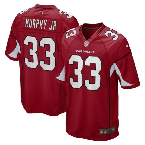 Men's Byron Murphy Cardinal Player Limited Team Jersey