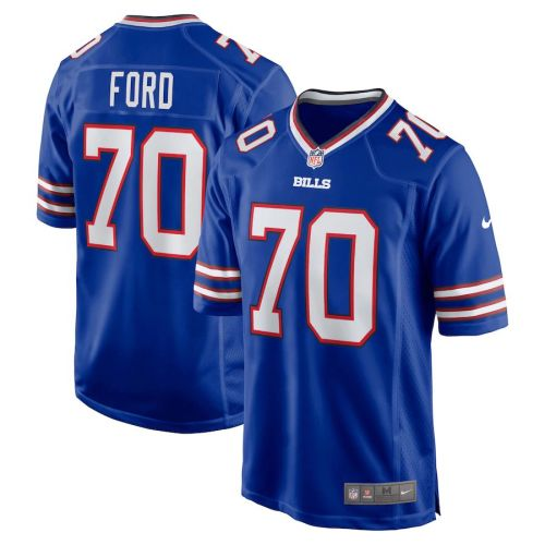 Men's Cody Ford Royal Player Limited Team Jersey