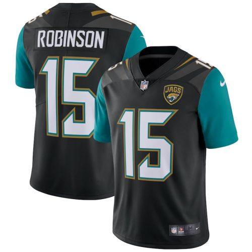 Men's Allen Robinson Black Vapor Untouchable Limited Player Limited Team Jersey