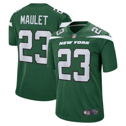 Men's Arthur Maulet Gotham Green Player Limited Team Jersey