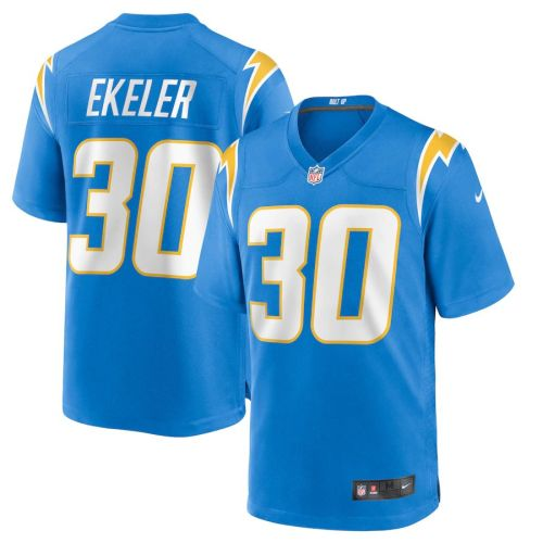 Men's Austin Ekeler Powder Blue Player Limited Team Jersey