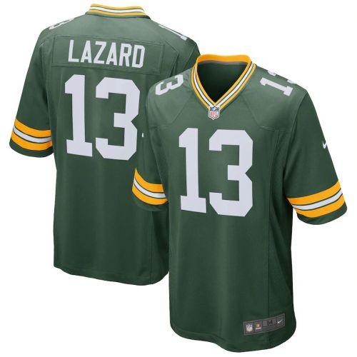 Men's Allen Lazard Green Player Limited Team Jersey