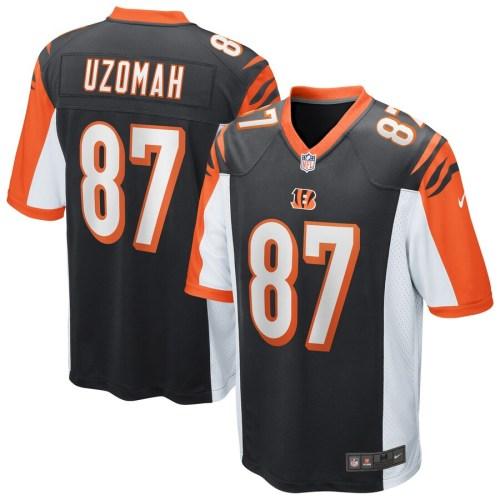 Men's C.J. Uzomah Black Player Limited Team Jersey