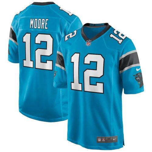 Men's DJ Moore Blue Player Limited Team Jersey
