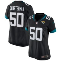 Women's Shaquille Quarterman Black Player Limited Team Jersey