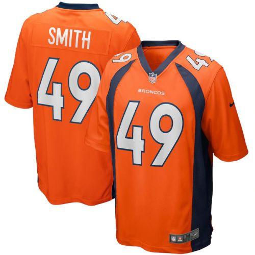 Men's Dennis Smith Orange Retired Player Limited Team Jersey