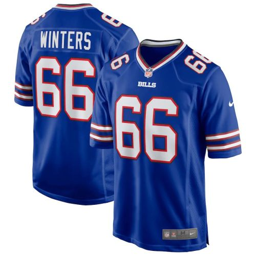 Men's Brian Winters Royal Player Limited Team Jersey