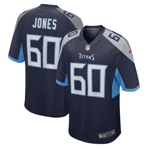 Men's Ben Jones Navy Player Limited Team Jersey