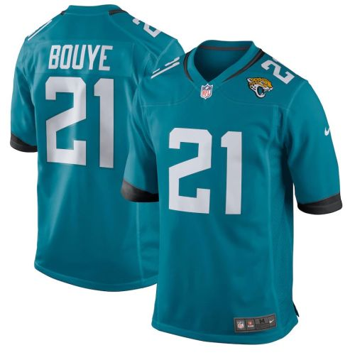 Men's A.J. Bouye Teal New 2018 Player Limited Team Jersey