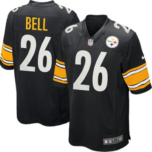 Men's Le'Veon Bell Black Player Limited Team Jersey
