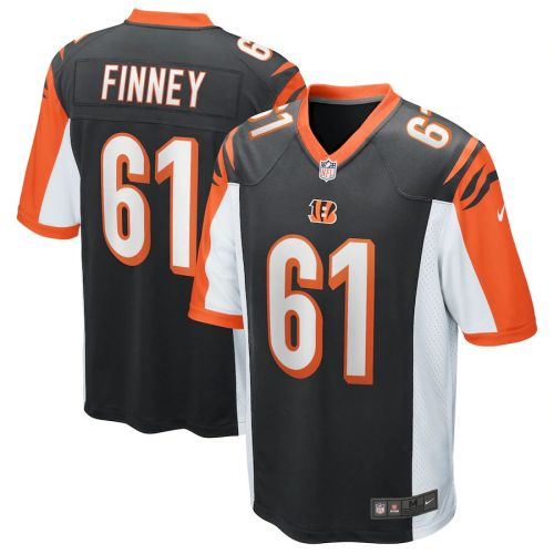 Men's B.J. Finney Black Player Limited Team Jersey