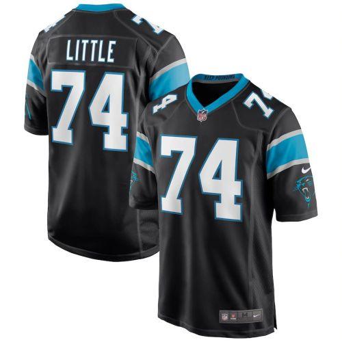 Men's Greg Little Black Player Limited Team Jersey