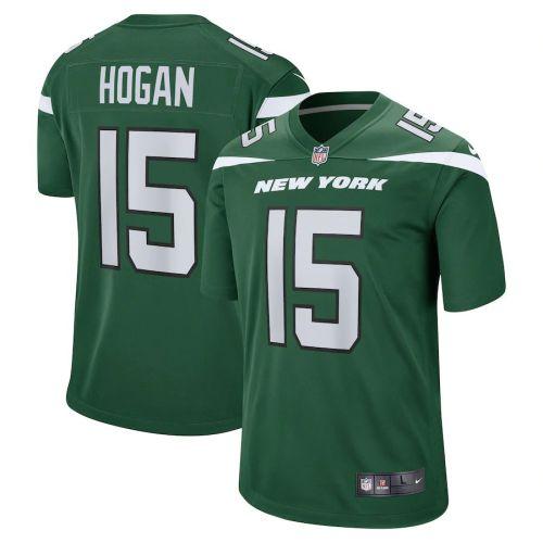 Men's Chris Hogan Gotham Green Player Limited Team Jersey