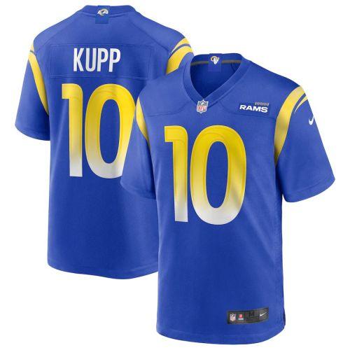 Men's Cooper Kupp Royal Player Limited Team Jersey