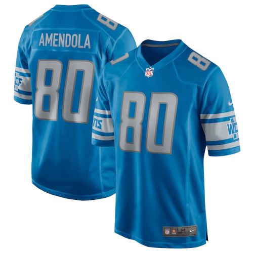 Men's Danny Amendola Blue Player Limited Team Jersey