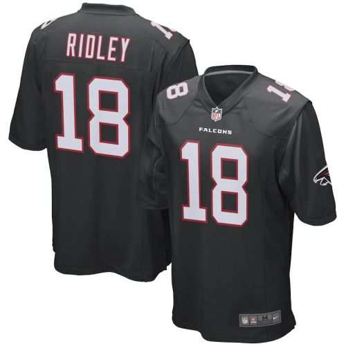 Men's Calvin Ridley Black Player Limited Team Jersey