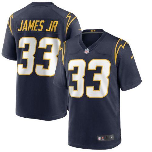 Men's Derwin James Navy Alternate Player Limited Team Jersey