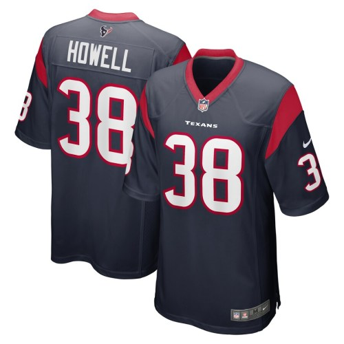 Men's Buddy Howell Navy Player Limited Team Jersey