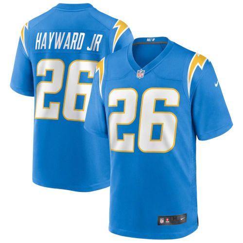 Men's Casey Hayward Powder Blue Player Limited Team Jersey