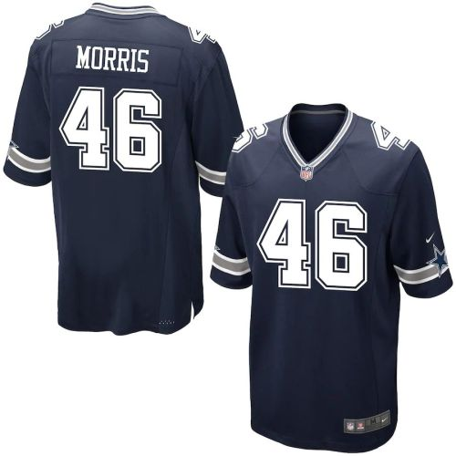 Men's Alfred Morris Navy Player Limited Team Jersey