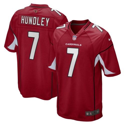 Men's Brett Hundley Cardinal Player Limited Team Jersey