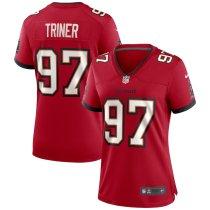 Women's Zach Triner Red Player Limited Team Jersey