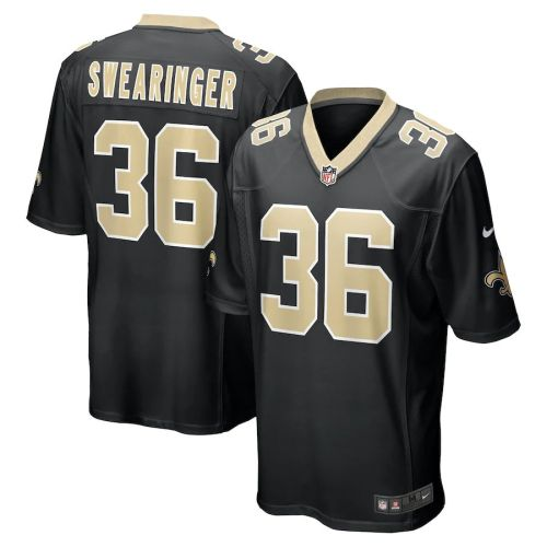 Men's D.J. Swearinger Black Player Limited Team Jersey
