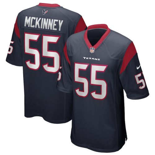Men's Benardrick McKinney Navy Player Limited Team Jersey