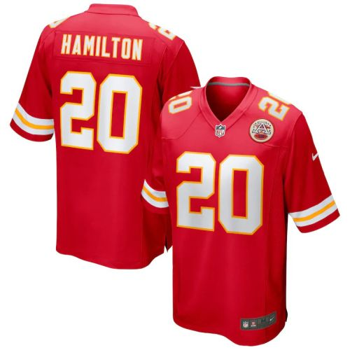 Men's Antonio Hamilton Red Player Limited Team Jersey