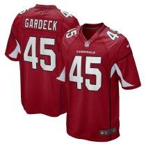 Men's Dennis Gardeck Cardinal Player Limited Team Jersey