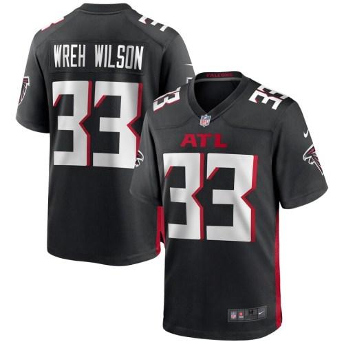 Men's Blidi Wreh-Wilson Black Player Limited Team Jersey