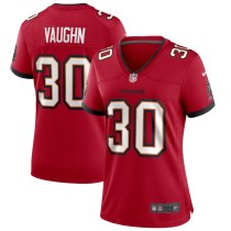 Women's Ke'Shawn Vaughn Red Player Limited Team Jersey