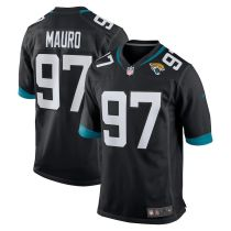 Men's Josh Mauro Black Player Limited Team Jersey